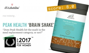 My Peak Health Brain Shake Review- Is It Better Than Soylent?
