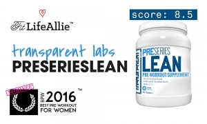 Transparent Labs Lean Series Pre Workout Reviews: Good? Bad?