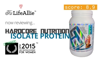 Hardcore Nutrition Protein Isolate Review: Like Ice Cream