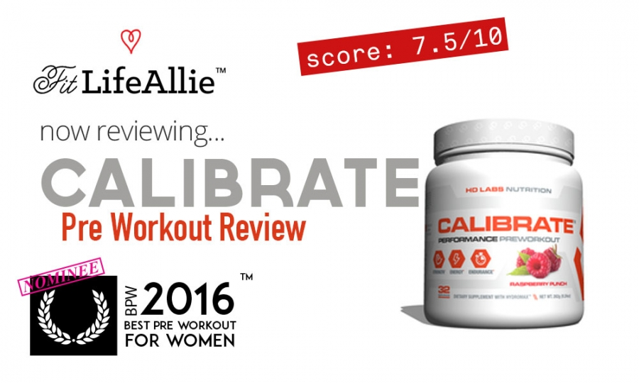 HD Labs Calibrate Review: An Adequate Pre Workout, at Best.