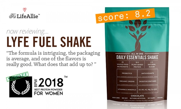 Lyfe Fuel Review: Another Vegan Protein Missed the Mark.