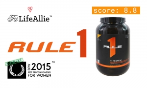 Rule One Protein Review- Protein Spiking Never Tasted So Good