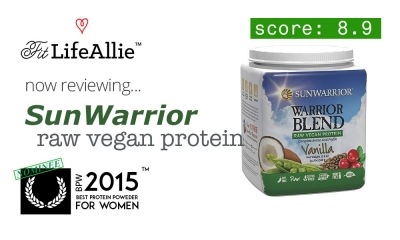 SunWarrior Raw Protein Review: Takes Some Getting Used To