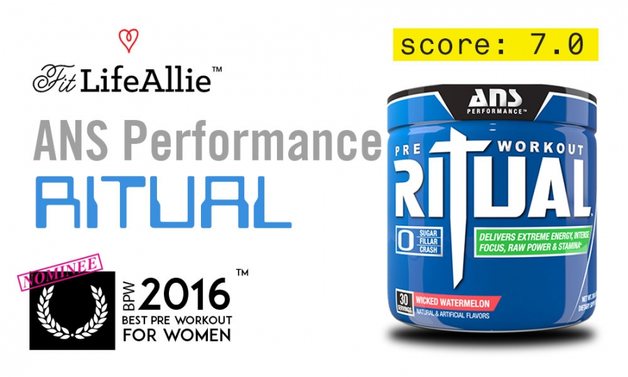 My ANS Ritual Pre Workout Reviews- Worth the Risk?