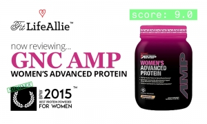 GNC AMP Women's Protein Review: It's the Real Deal