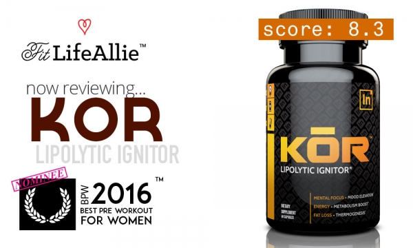 Inspired KOR Lipolytic Fat Burner Review: Too Intense for Me?