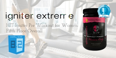 Igniter Extreme Pre Workout for Women Review