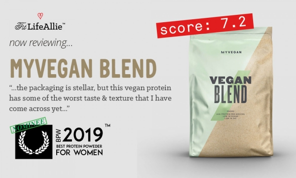 Full REVIEW: Does MyProtein MyVegan Blend Fail to Deliver?