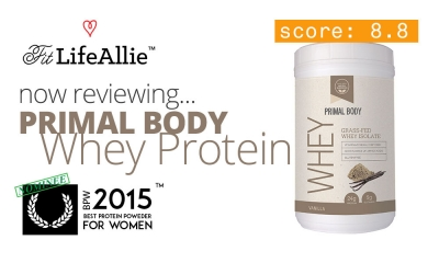 My Primal Body Whey Protein Review: Delicious, But Pricey