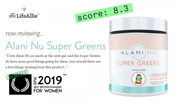 Alani Nu Super Greens Review: They Worked for Me. I Think.