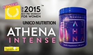 Athena 'Intense' Review- Unico Does it Again.