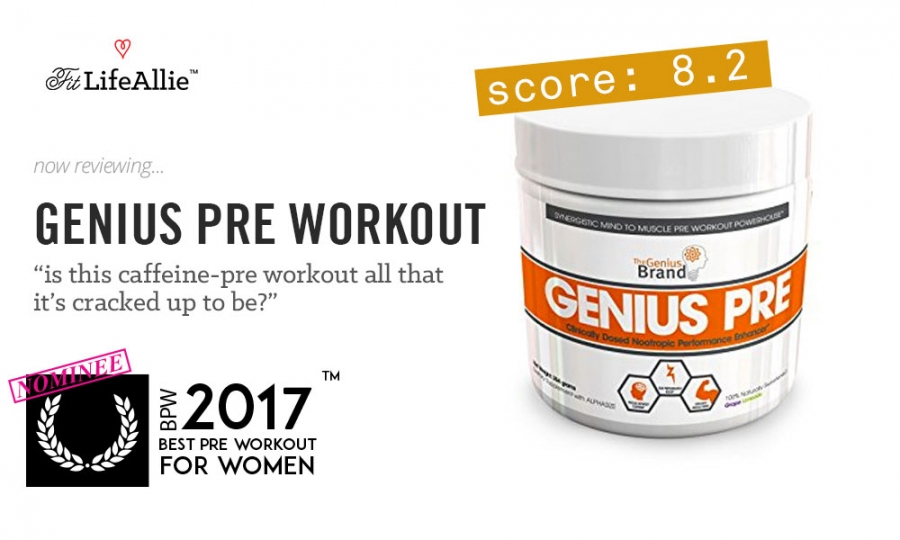 My Genius Pre Workout Review- An Amazon Find Worth Buying?