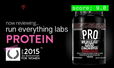 Run Everything Labs Protein Reviews: Another Winner From REL