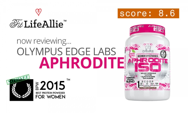 Olympus Edge Aphrodite Protein Review: A Tad Above Average