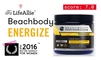 BeachBody Performance Energize Review: A Pre Workout for Ants?