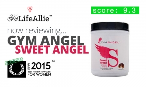 Gym Angel Sweet Angel Protein Review: Wonderfully Delicious.