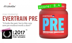 Evertrain PRE Workout Review: Did this new brand deliver?