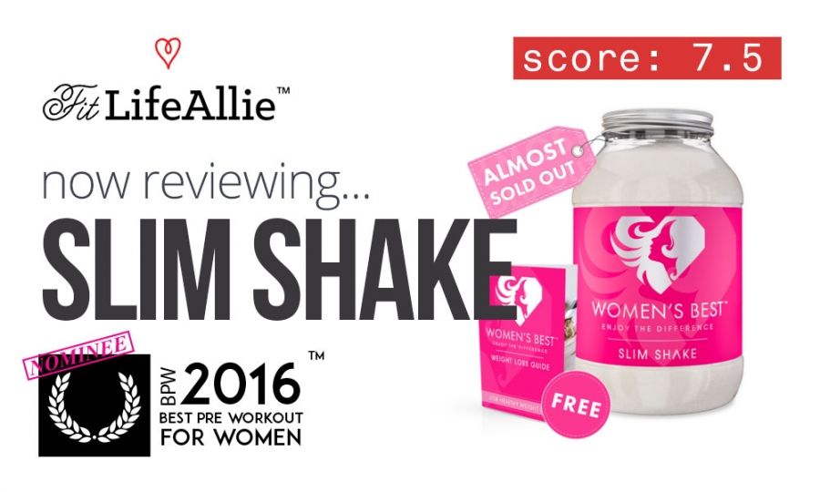 Women's Best Slim Shake Review: Steer Clear of This Junk.
