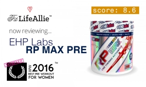 EHP Labs RP Max Review: Effective, But There's a Catch..