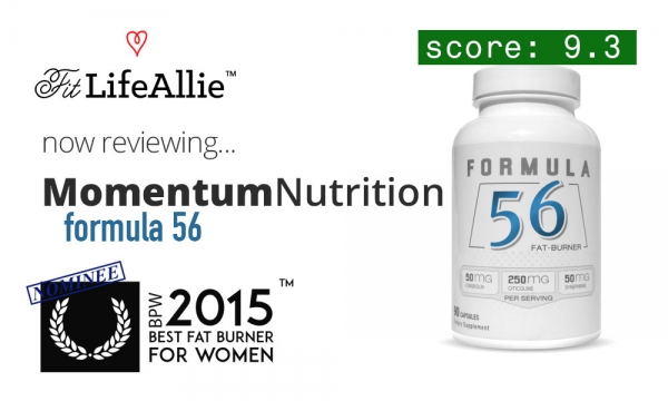 Momentum Nutrition Formula 56 Reviews: Balanced Fat Burning