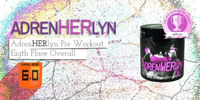 Adrenherlyn Pre Workout Reviews