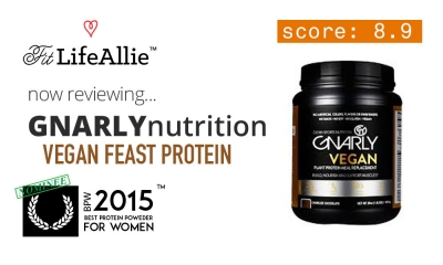Gnarly Nutrition Vegan Feast Reviews: The GoPro of Proteins?
