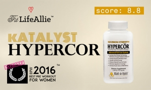Katalyst Hypercor Review: An Average Kitchen Sink Diet Pill