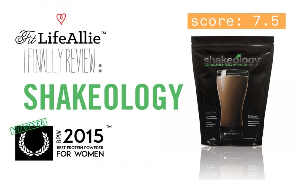 My Shakeology Review- You CAN'T be Serious with that Price.