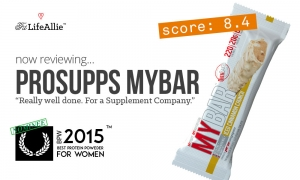 MyBar Review: Well Done...For A Supplement Company.