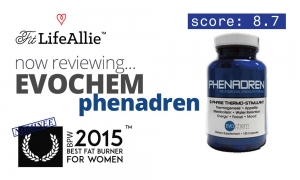 Evochem Phenadren Review: The Best Fat Burner at Nutrishop?