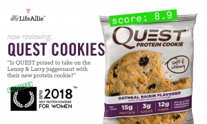 Quest Protein Cookie Review: Are They ACTUALLY Good?