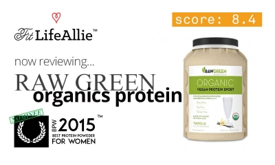 Raw Green Organics Vegan Protein Review: Room For Improvement