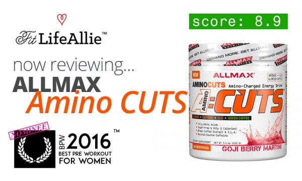 AllMax Nutrition Amino CUTS Review: Give it a Shot