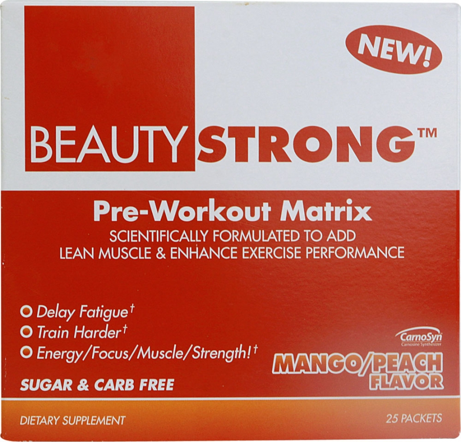 Beautyfit Beautystrong Pre Workout Review