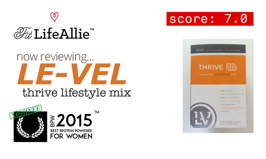 Level Thrive Protein Reviews Not As Good As Shakeology