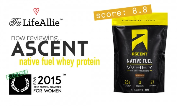Ascent Native Whey Protein Review: More Sizzle Than Steak?