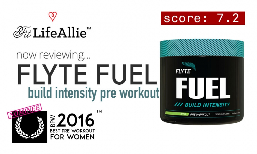 Pre Workout Review: Flyte Fuel Made Me Crash Hard in Gym