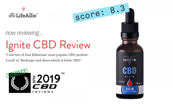 Ignite CBD Reviews: Which is Better, Lucid or Recharge?