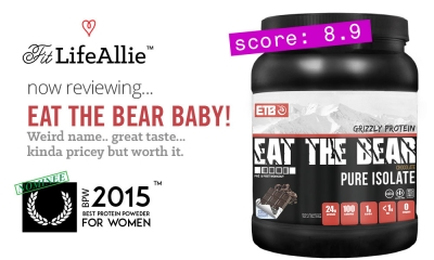 I Review Eat the Bear Protein...Is This Stuff Legit or Not?