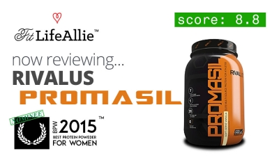 Rivalus Promasil Protein Review: Goat Protein? I'm Sold.