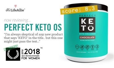I tried Perfect KETO Collagen Protein. Here's what I found..