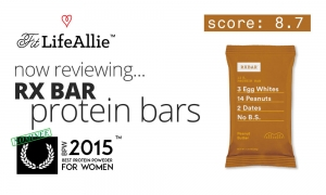 My RX Bar Review: Yummy. But Too Much Sugar For Me.