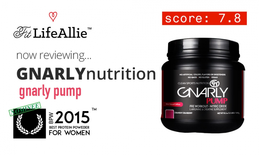 Big Review: Gnarly Pump Pre Workout Lacks A Real Identity