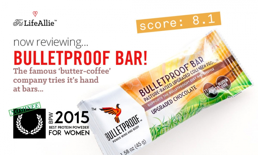 BulletProof Bar Review: Bad Texture, But Still Worth It?