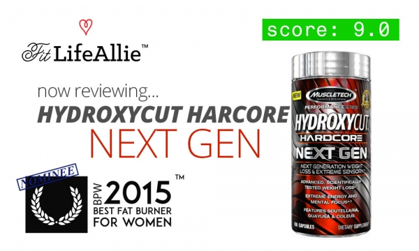 Hydroxycut Hardcore Next Gen Review: Above Average Fat Loss